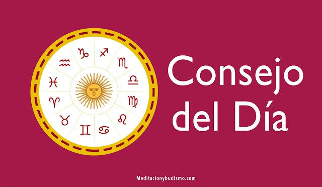 Consejo del día - Martes 2 de Octubre