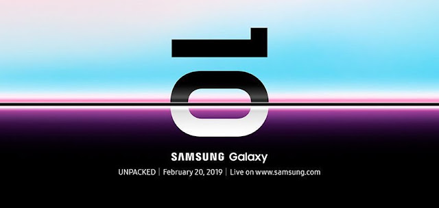 Samsung Galaxy S10 series smartphone launch set for February 20