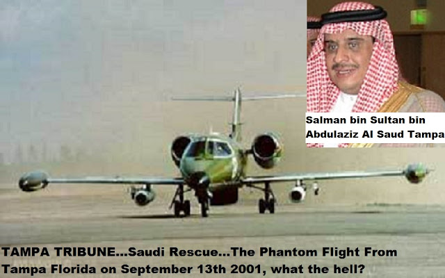 Image result for secret saudi flight out of tampa after 9/11