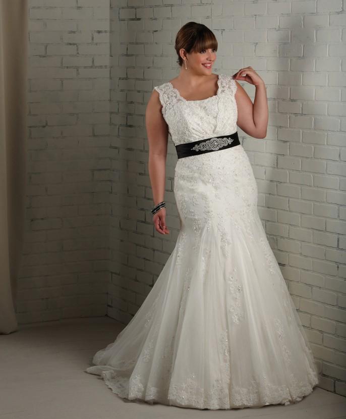 35 Fantastic Ideas Of Mermaid Wedding Dresses You Won T Be: Weddingzilla: Hot Styling For Curvy Brides, Gorgeous Plus