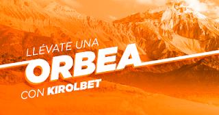 Consigue con Kirolbet una bicicleta Orbea hasta 2 mayo