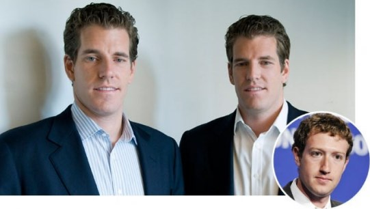 winklevoss twins facebook