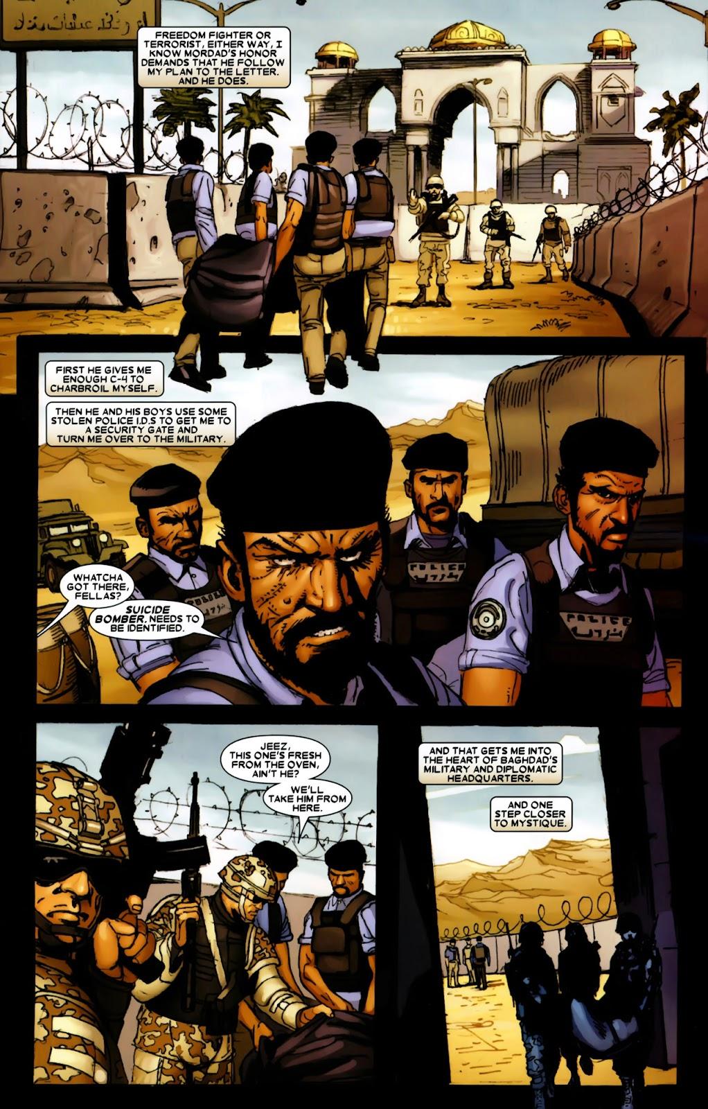 Read online Wolverine (2003) comic -  Issue #64 - 10