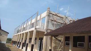 Pembangunan Sarana Kelas, Perpustakaan & Kantin Sekolah