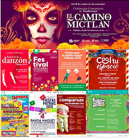 La Alcaldía de Tláhuac, encabezada por el Profesor Raymundo Martínez Vite, otorgará apoyo económico a Colectivos Culturales y Artistas de la entidad, afectados por la Contingencia por COVID-19.