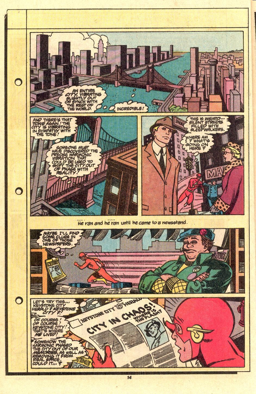 Read online Secret Origins (1986) comic -  Issue #50 - 16