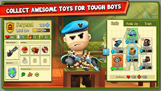 The Troopers Mod APK