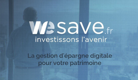 Accueil WeSave