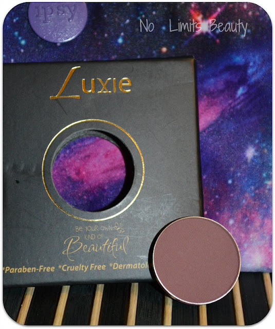 Ipsy Noviembre 2015 - Luxie Beauty Matte Eyeshadow Pan No. 290