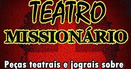 Arsenal do Crente  Um livro de peças de teatro evangélico grátis  Teatro  Missionário – Peças teatrais e jograis sobre Missões e Evangelização para  igrejas ... e1b21898dd68a
