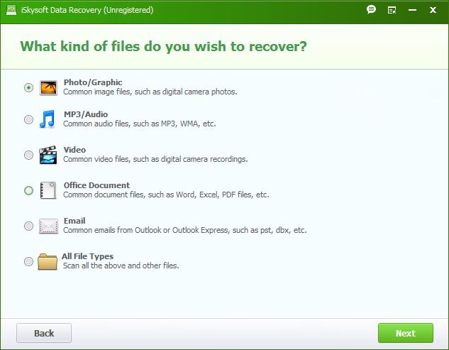 تحميل برنامج iskysoft data recovery كامل
