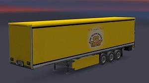 Neff Refrigerated standalone trailer