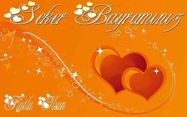 şeker bayramı tebrik kartları