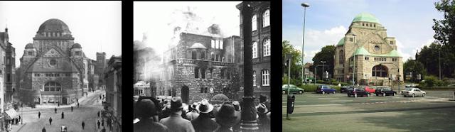 Synagogue Kristallnacht