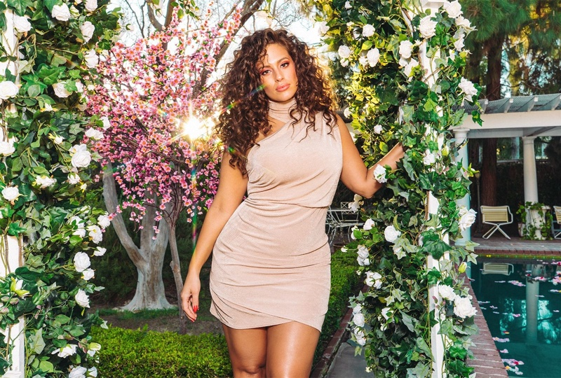 Ashley Graham stars in PrettyLittleThing spring 2019 collaboration campaign