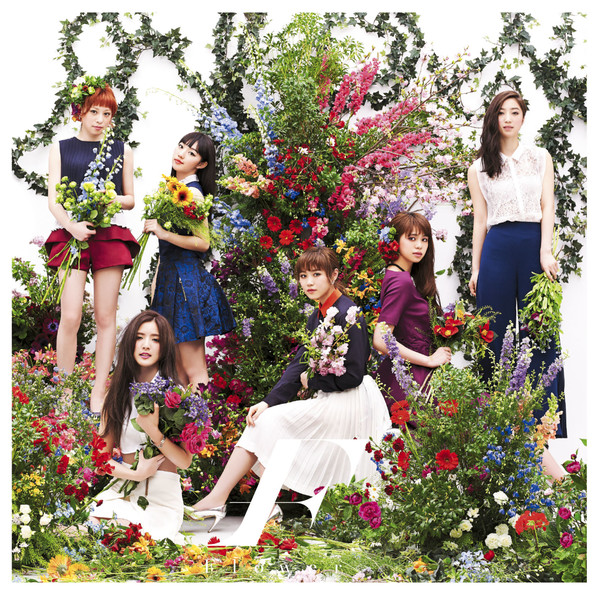 [Single] Flower – やさしさで溢れるように (2016.06.01/MP3/RAR)