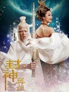 Xem Phim Anh Hùng Phong Thần Bảng 2