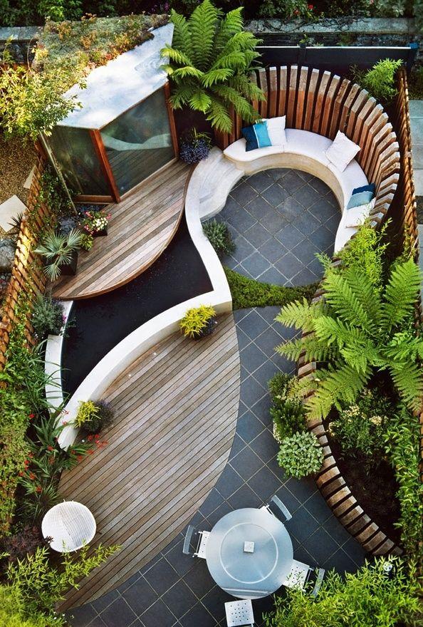 source - Going Green: Eco-Friendly Landscape Design - Akamatra
