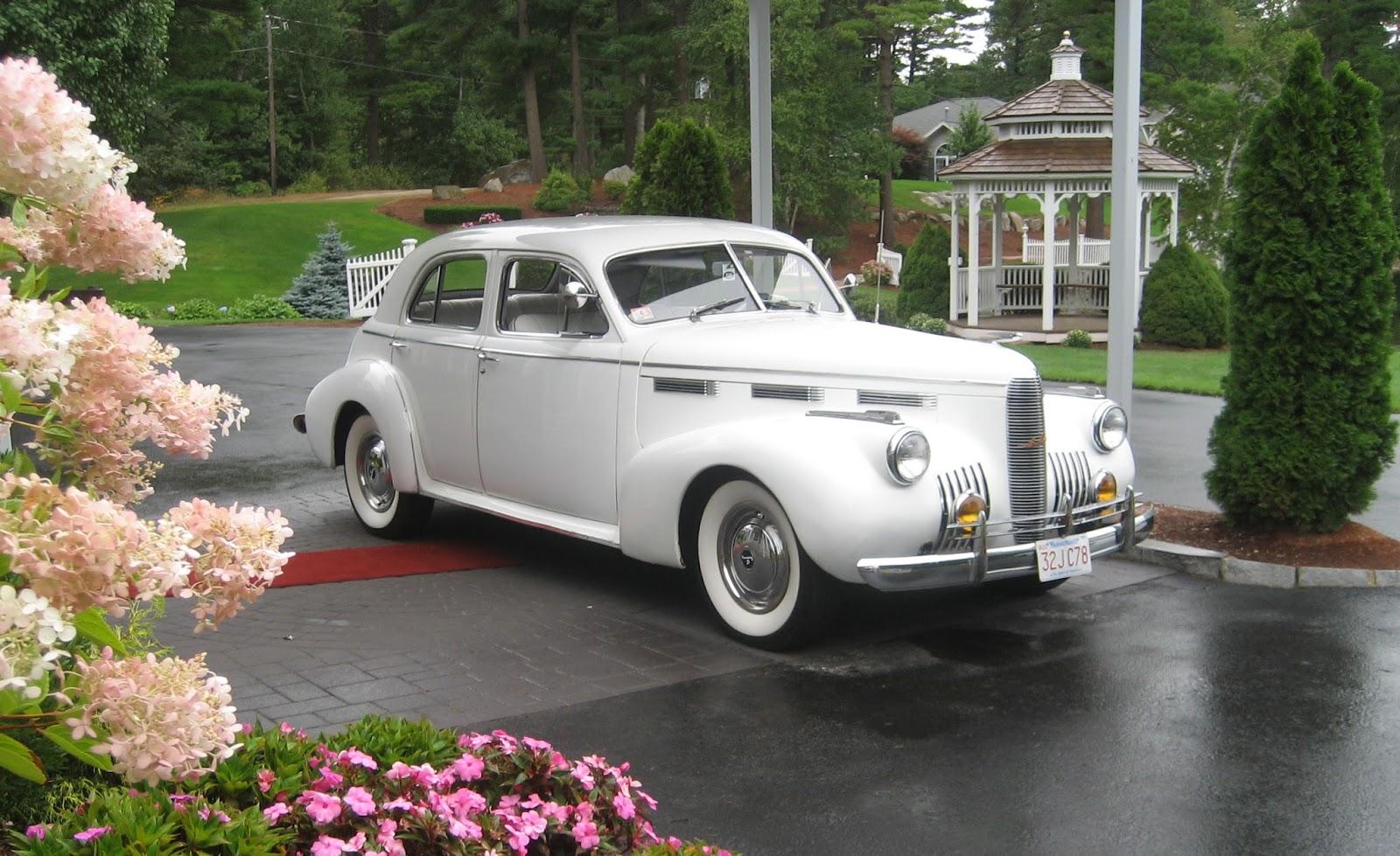 Indianapolis Vintage Car Rental