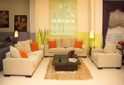 Decoración de salas de estar