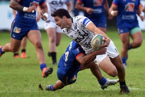 Tucumán Rugby sigue su marcha imparable