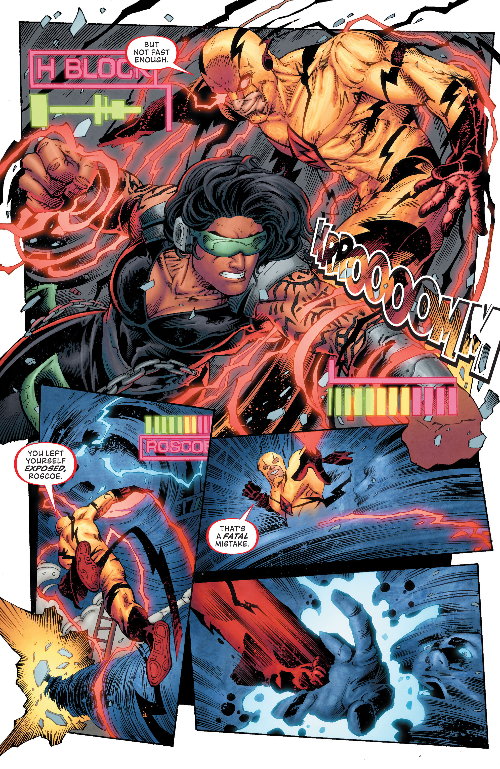 Read online The Flash (2011) comic -  Issue # Annual 4 - 27