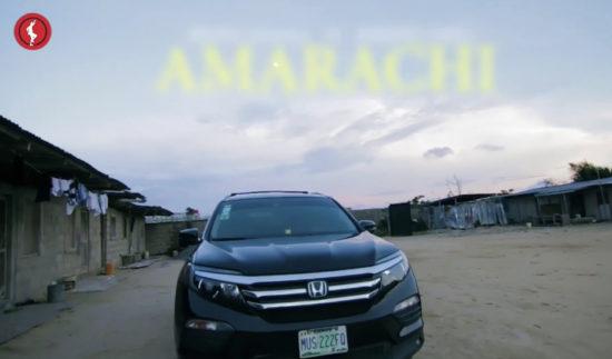 "[SB-MUSIC] Broda Shaggi – ""Amarachi"" ft. Johnny Drille"
