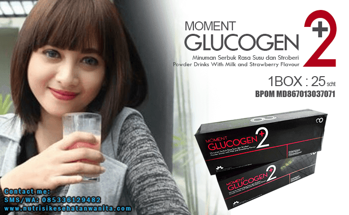 Moment Glucogen +2 Apple Stem Cell Manfaat & Kandungan