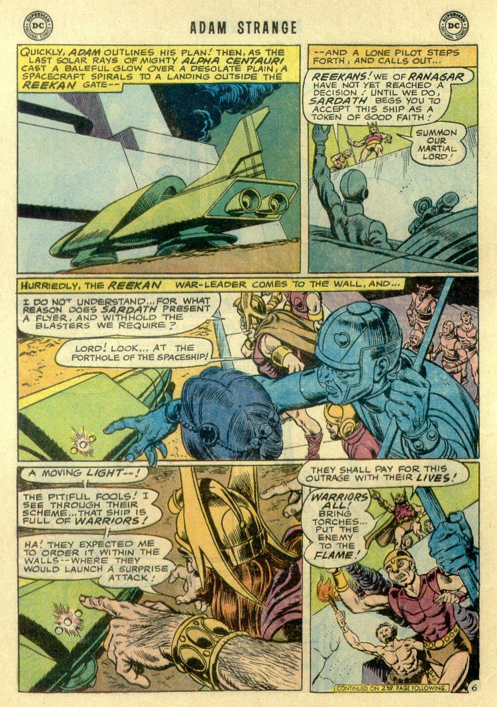 Strange Adventures (1950) issue 222 - Page 8