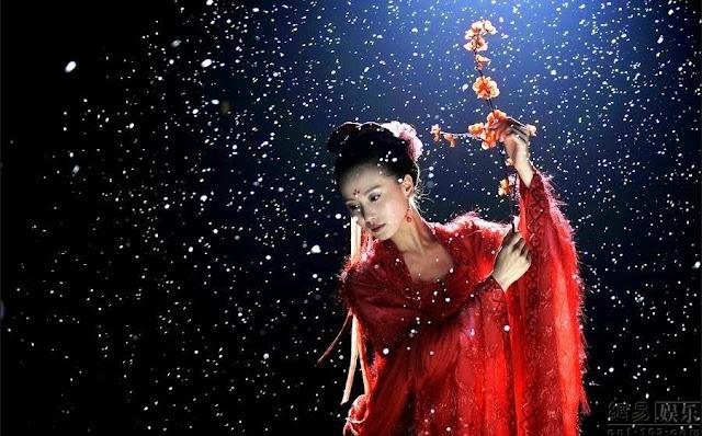 Startling By Each Step 2011, Liu Shi Shi Nicky Wu, best wuxia, drama withdrawals