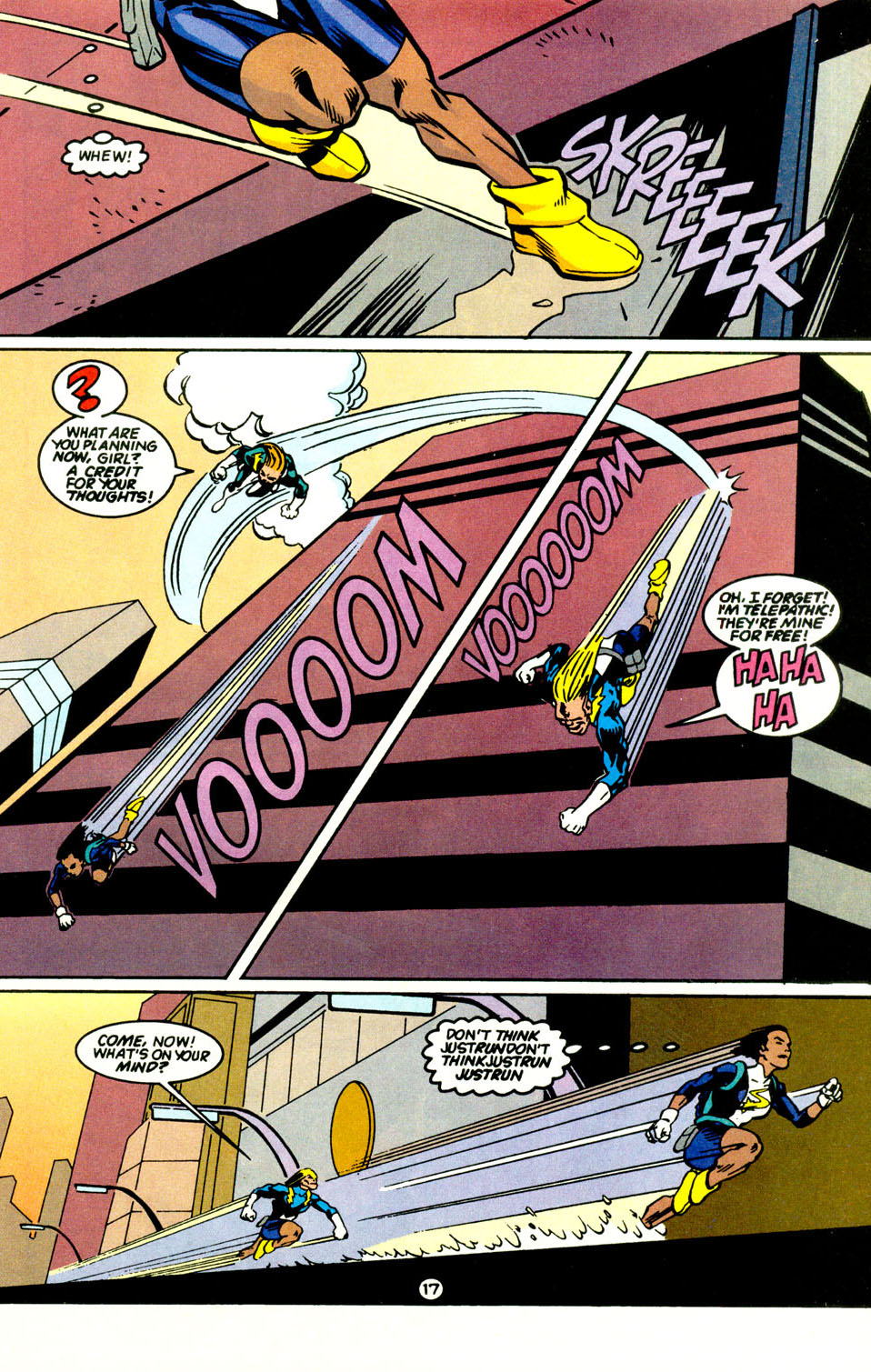 Legion of Super-Heroes (1989) 69 Page 18