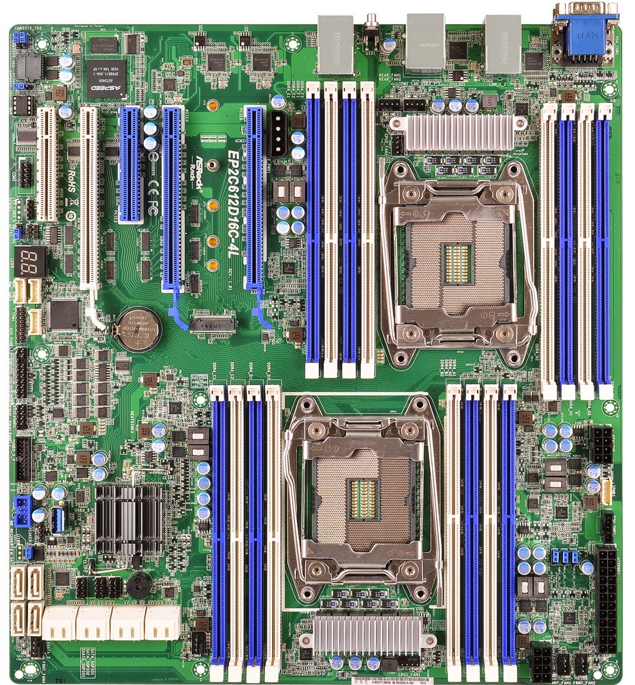 ASROCK RACK EP2C612D16-2L2T BIOS Chip