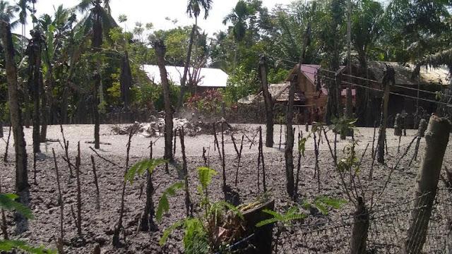 Muncul Semburan Lumpur Mirip di Sidoarjo, Warga Aceh Utara Mengungsi