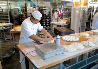 Boudin Sourdough Bread Factory San Francisco California
