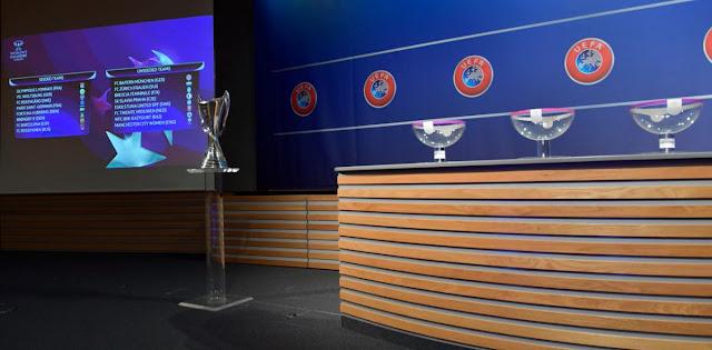 Confrontos das oitavas da Champions League feminina são definidos