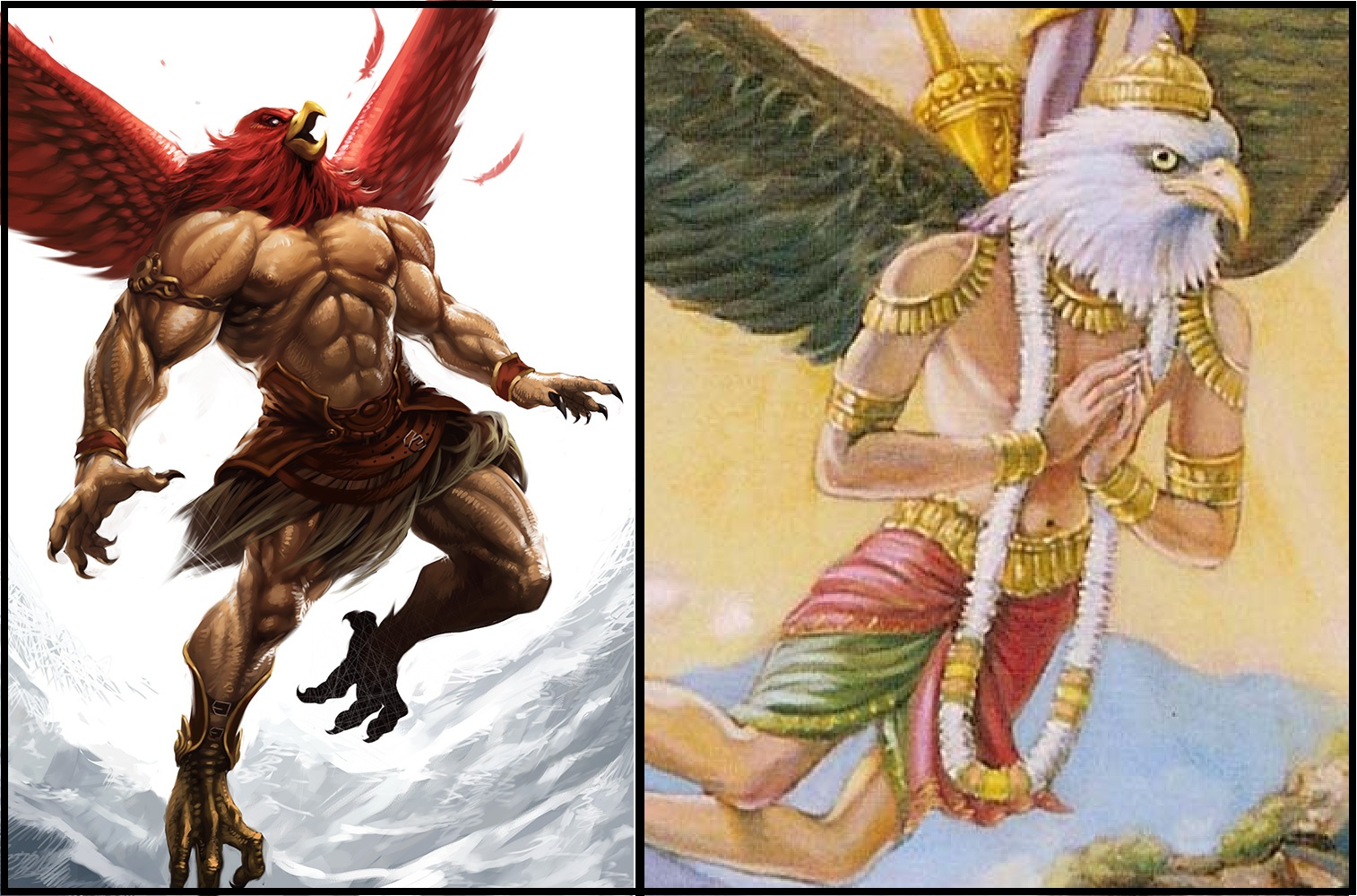 Worship of Hindu Gods in Ancient Egypt