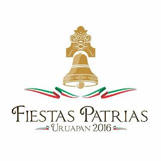 fiestas patrias uruapan 2016