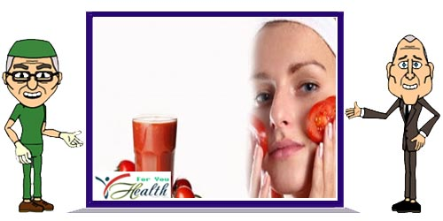 Prevent Acne Naturally With Tomatoes