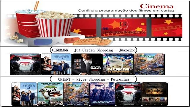 FILMES DA SEMANA - 31/03 A 06/04