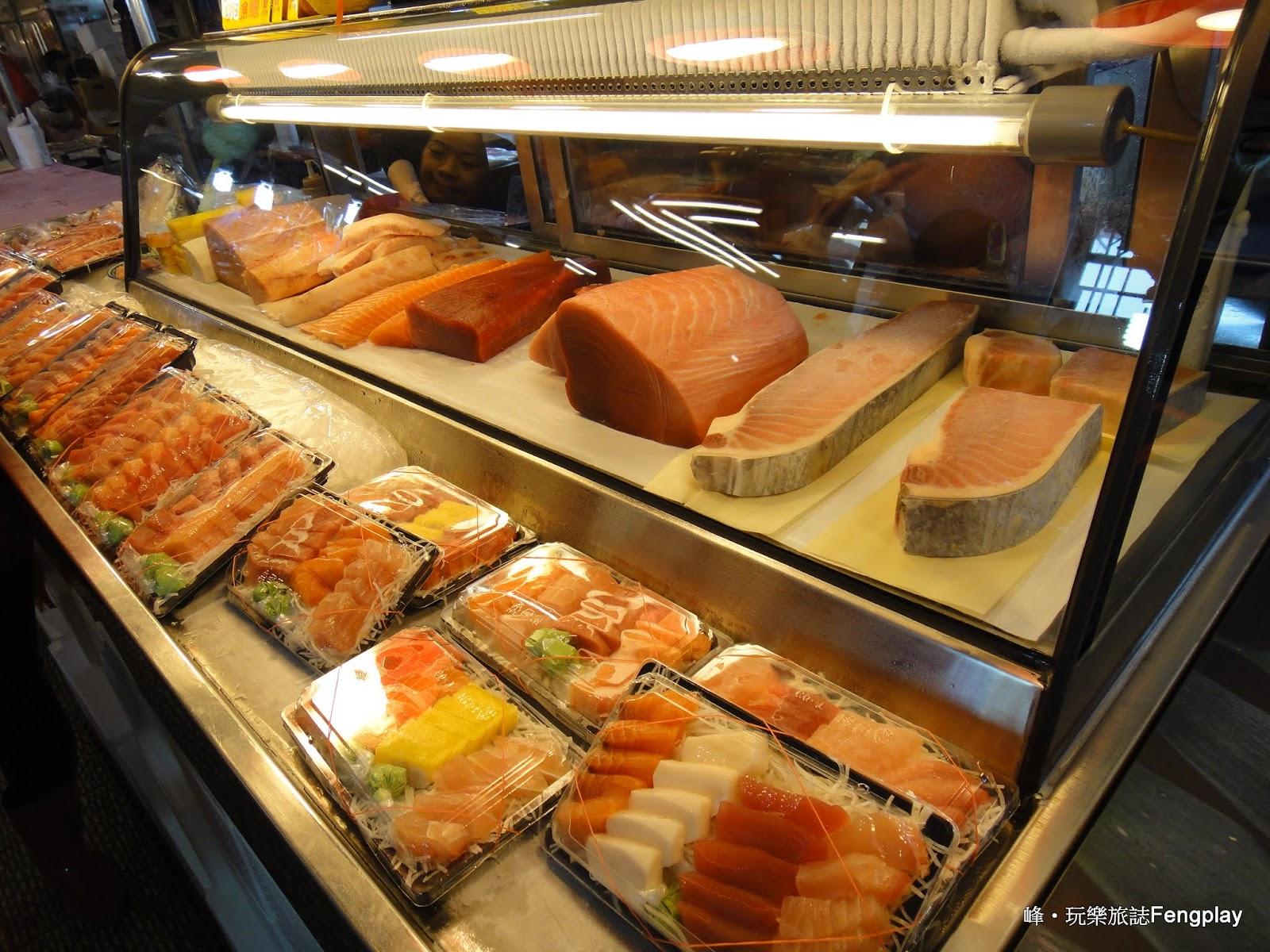 屏東|東港華僑市場~超多美味海鮮食材還有千萬別忘了品嚐鮪魚生魚片喔                                  想刊登廣告嗎?
