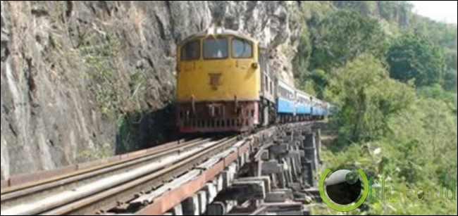 Jalur Kematian - Thailand