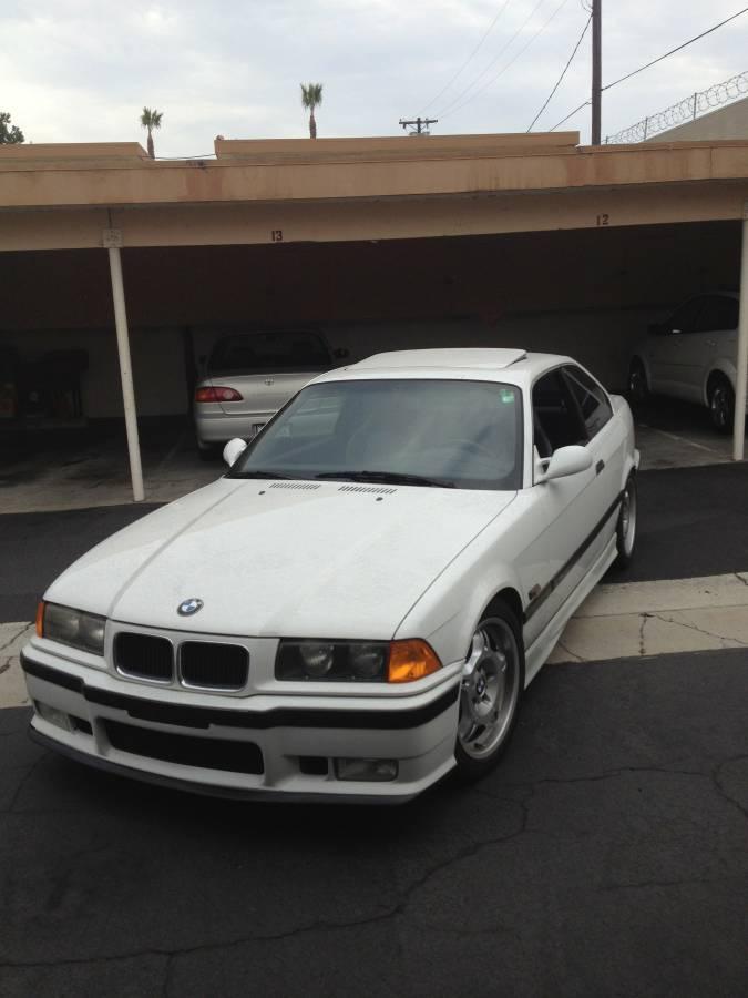 Daily Turismo Fast N Cheap 1995 Bmw M3 E36