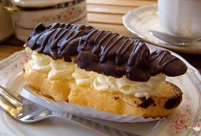 Resep Kue Eclair Yang Paling Enak Nikmat Dan Praktis