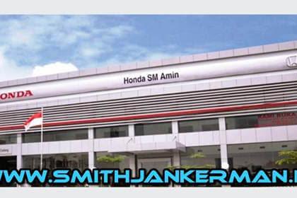 Lowongan PT. Kertajaya Utama Group (Honda SM Amin) Pekanbaru Maret 2018