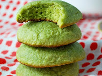 GREEN TEA MATCHA COOKIES RECIPE