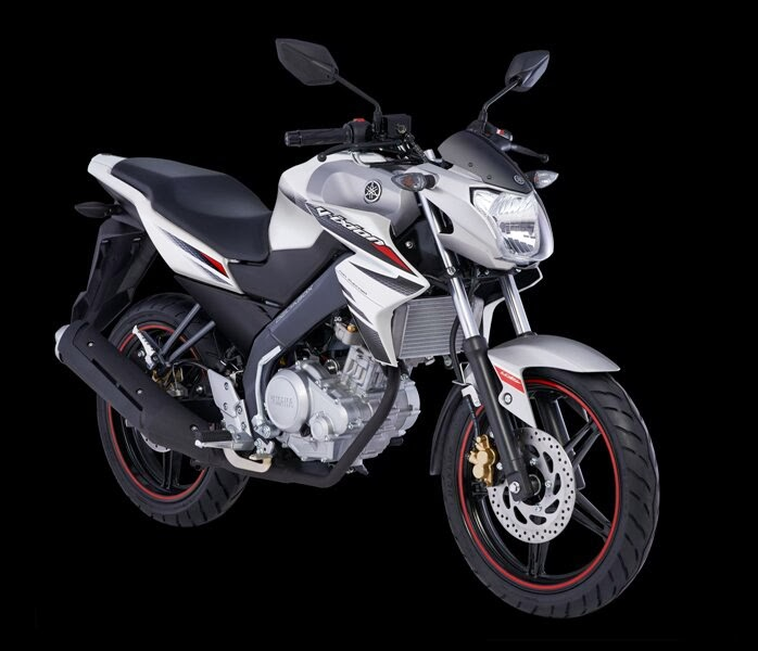 New Vixion Lightning White Flash