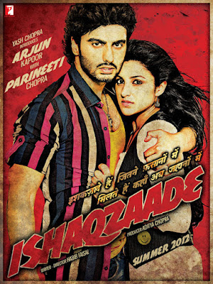 Ishaqzaade 2012 Hindi BRRip 480p 400Mb x264