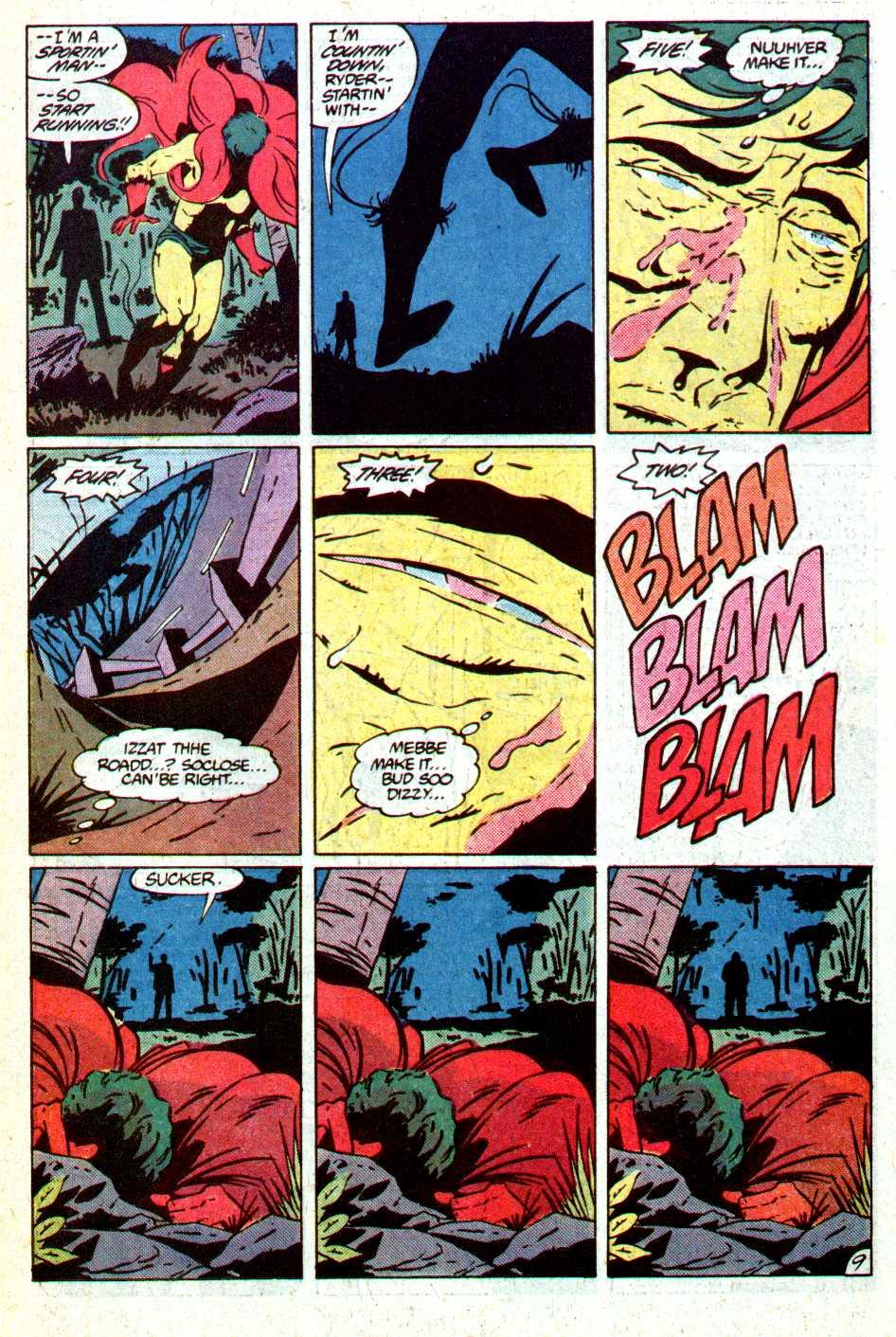 Read online Secret Origins (1986) comic -  Issue #18 - 10