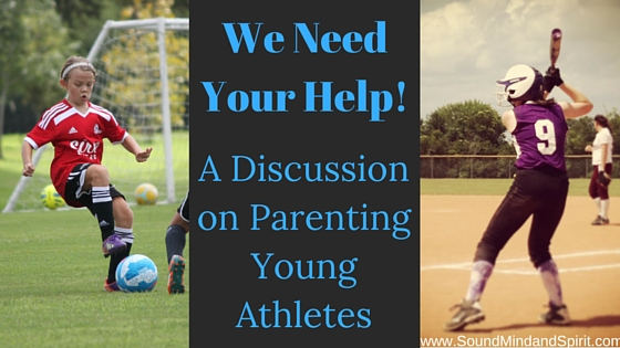 Sisters of Sound Mind and Spirit discuss parenting young athletes