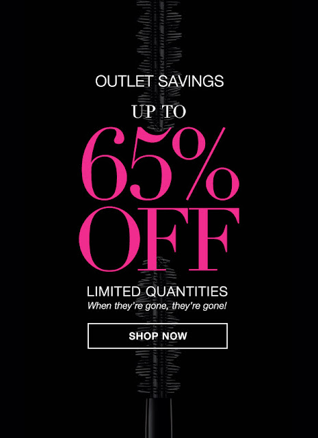 Outlet Savings Up to 65% OFF. Limited Quantities! When they're gone, they're gone!